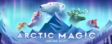 Arctic Magic nieuw van Microgaming
