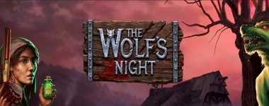 Gokkast The Wolf's Night zeer spannend