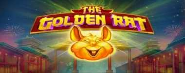 The Golden Rat uitgebracht door iSoftBet
